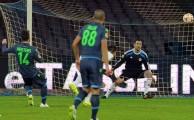 Napoli-Slovan Bratislava 3-0