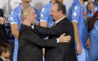 Napoli, incontro Benitez-De Laurentiis - Corriere dello Sport.it