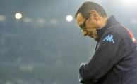 """Napoli, Sarri: """"Partita da pari. Ma non siamo obbligati a lottare con loro..."""""""